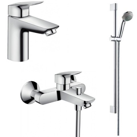 Hansgrohe set baie 3 in 1